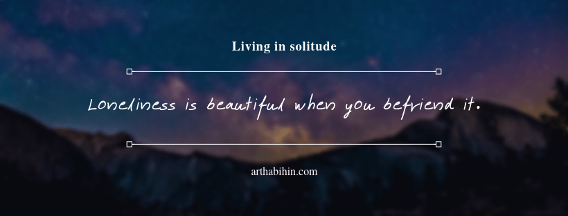 living-in-solitude