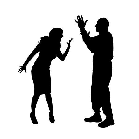 34139790-stock-vector-vector-silhouette-of-a-couple-who-is-arguing-on-a-white-background-